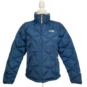 North Face 550 Aconcagua Down Puffer Jacket Coat